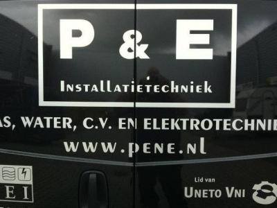 P&E_installatietechniek