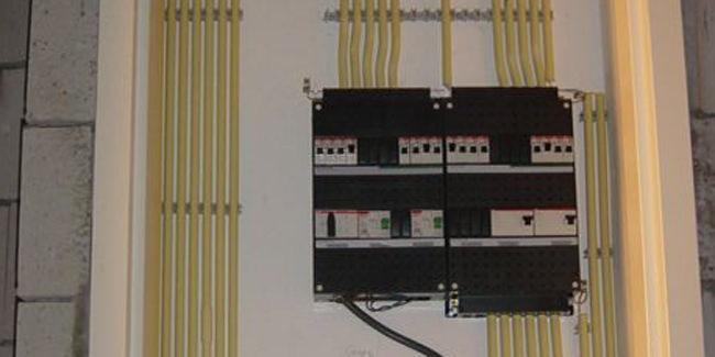 Elektra – P & E Installatietechniek Zaandam