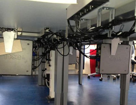Kies voor kabelmanagement van P & E Installatietechniek