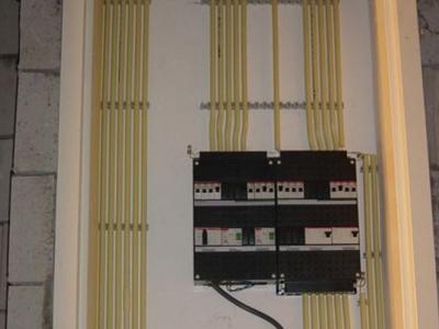 Elektra aanleggen - P & E Installatietechniek Zaandam